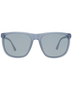 Emporio Armani Mint Unisex Blue Sunglasses Ea4124f 5757236g 57-12-142 Mm