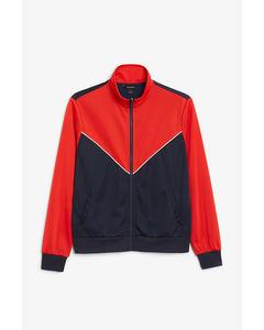 Qiri Jacket Red
