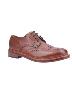 Cotswold Mens Quenington Goodyear Welt Lace Up Leather Shoe