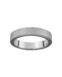 Valerie Ring Sparkle Steel