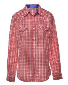 Wrangler Western Checked Shirt