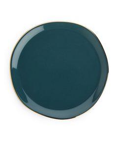 Urban Nature Culture Plate 9 Cm Blue