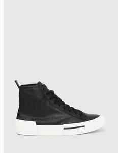 Dese S-dese Mid Cut Sneakers Zwart