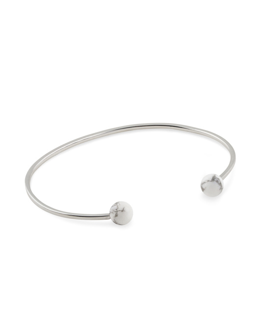 Syster P Planet Bracelet Silver