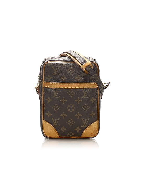 Louis Vuitton Louis Vuitton Monogram Danube Brown