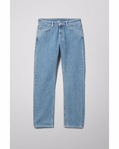 Dash Mid Straight Jeans Sky Blue