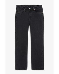 Ikmo Washed Black Jeans Washed Black