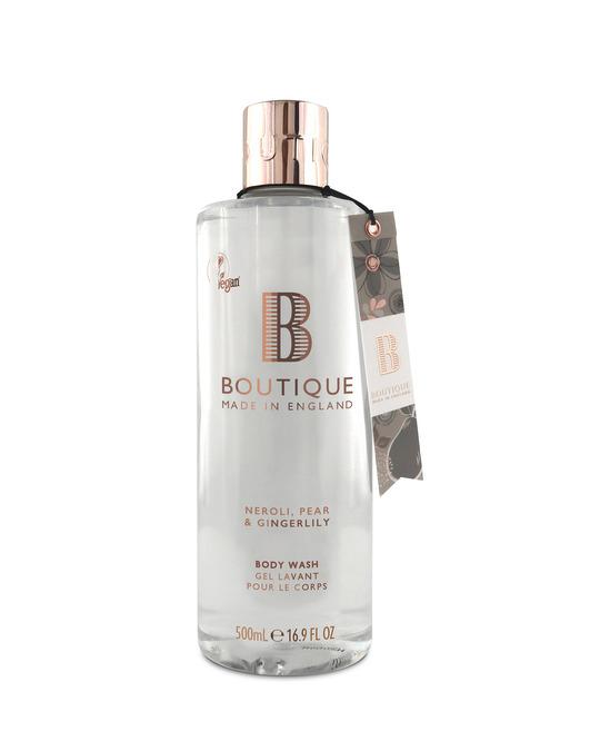 Boutique Boutique Neroli, Pear & Gingerlily Body Wash 500ml