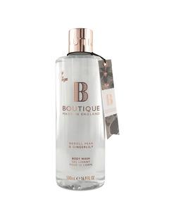 Boutique Neroli, Pear & Gingerlily Body Wash 500ml