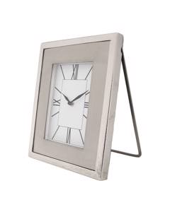 Table Clock Moments 425 silver