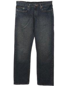 2000s Indigo Wrangler Jeans