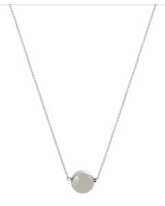 Bubbles Mini Necklace Steel
