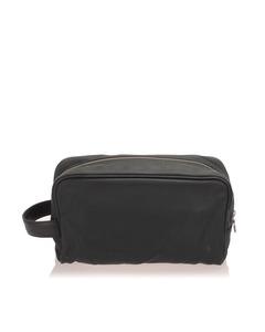 Louis Vuitton Taiga Palana Pouch Black