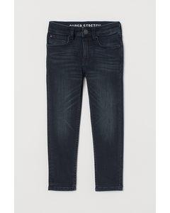 Superstretch Skinny Fit Jeans Mörkblå Denim