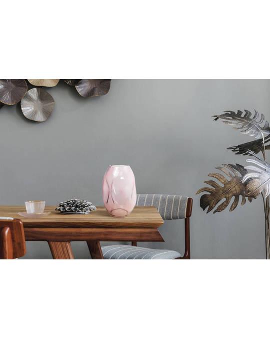 360Living Glass Vase Sidney 425 Rose