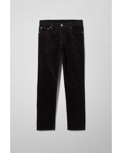 Sunday Corduroy Trousers Black