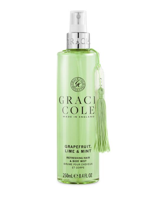 Grace Cole Grace Cole Grapefruit Lime & Mint Hair & Body Mist 250ml