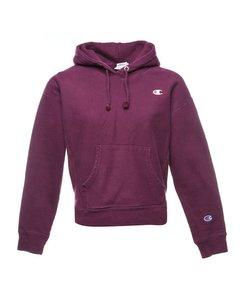 Cropped Champion Reverse Weave Plain Sweatshirt