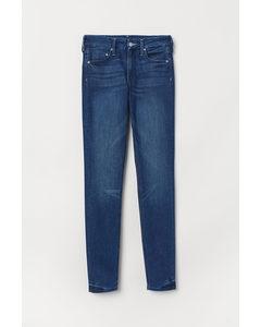 Skinny Regular Jeans Dunkelblau