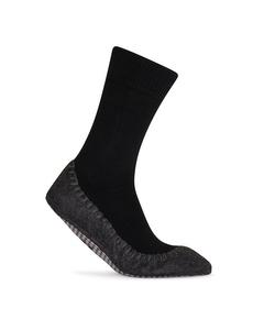 Cosy Feet 1 Paar Pantoffel Sokken Schwarz