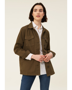 Raven Herringbone Jacket