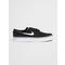 Nike Stefan Janoski (gs) Black/white Gum Mid Brown