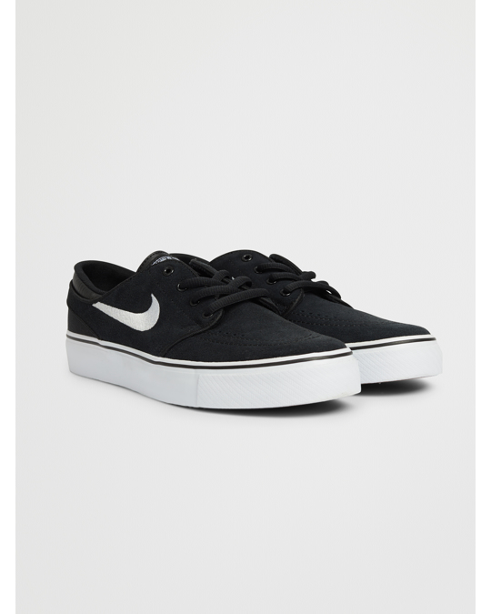 Nike Nike Stefan Janoski (gs) Black/white Gum Mid Brown