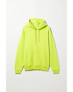 Kori Oversized Hoodie Lime Green