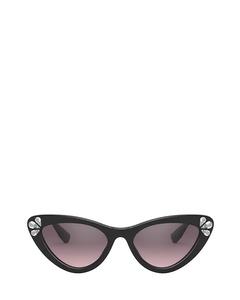 MU 01VS black Sonnenbrillen