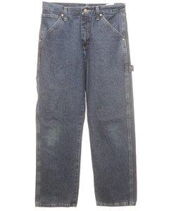Indigo Wrangler Jeans