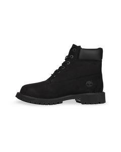 Timberland Youth 6-Inch Premium Boot Schwarz