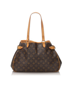 Louis Vuitton Monogram Batignolles Horizontal Brown