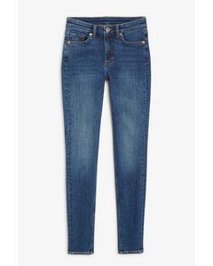 Mocki Mid Blue Jeans Mid Blue