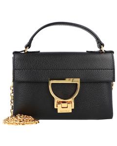 Mignon Mini Bag Handtasche Leder 17 cm