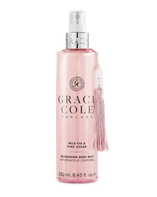 Grace Cole Grace Cole Wild Fig & Pink Cedar Body Mist 250ml