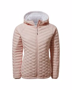 Craghoppers Vrouwen/dames Expolite Hooded Jacket