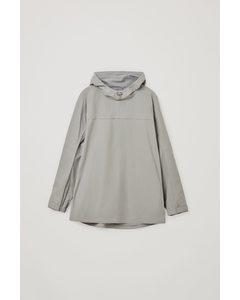 Hooded Anorak Grey