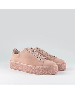 Sidder W Suede Shoe Pink