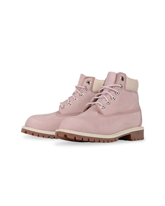 Timberland Timberland Youth 6-Inch Premium Boot Rosa