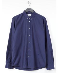 Aw17 Quentin Button Down Shirt - Navy