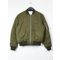 Aw17 Thomasson Bomber Jacket - Army Green