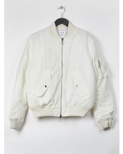 Aw17 Thomasson Bomber Jacket - Off-white