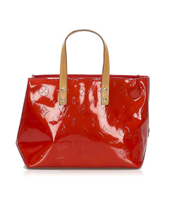 Louis Vuitton Vernis Reade Pm Red