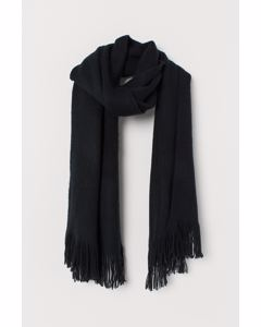 Stina Scarf New Black