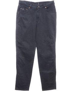 1990s Black Lee Jeans