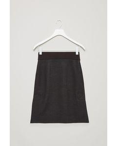 Skirt Blue Dark
