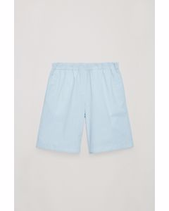 Ls Kemela Shorts Blue Light