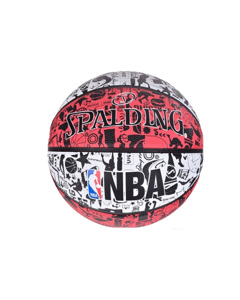 Spalding > Spalding NBA Grafitti Rubber Ball 83574Z