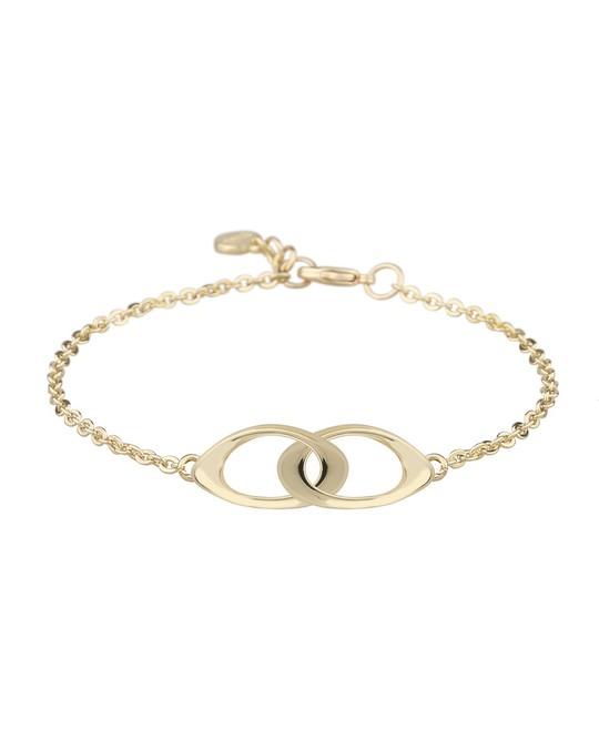 SNÖ of Sweden Dion Oval Chain Bracelet