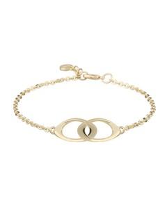 Dion Oval Chain Bracelet